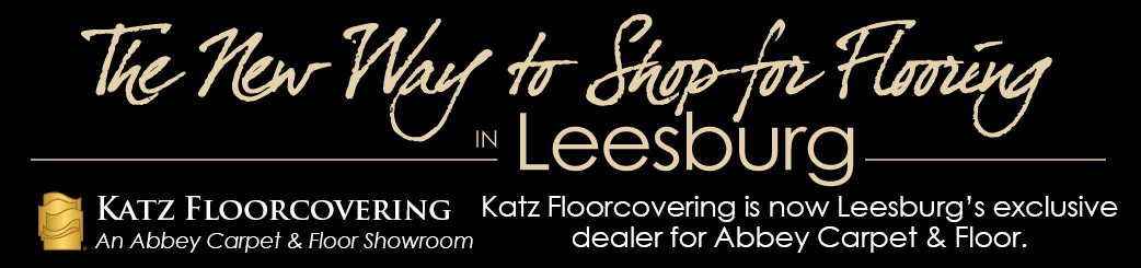 Katz Floorcovering is Leesburg's exclusive Abbey Carpet & Floor dealer and will help you with all of your flooring needs!